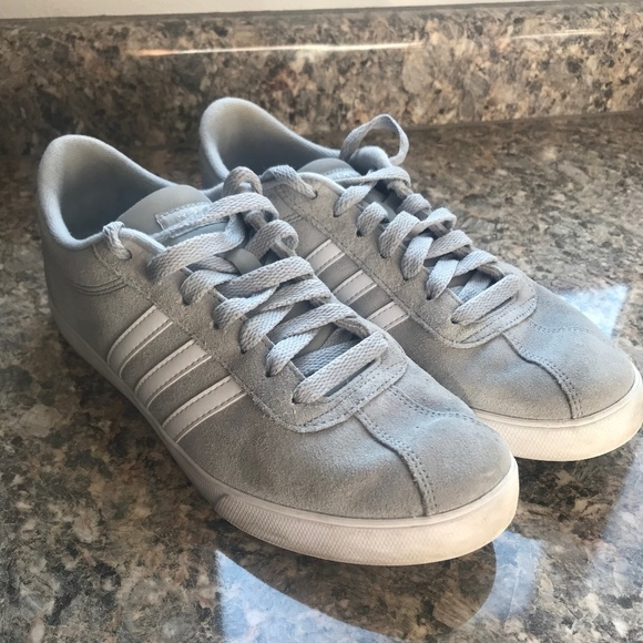 best service 7ef31 3d750 adidas Shoes - Adidas Womens Courtset Sneaker - 7.5